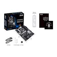 ASUS Prime B560-PLUS LGA1200 (Intel 11th/10th Gen) ATX motherboard (PCIe 4.0, 2xM.2 slots, 8 power stages, 1 Gb LAN, DisplayPort, HDMI, D-Sub, USB 3.2 Gen 1 Type-C®, rear USB 3.2 Gen 2, Thunderbolt™ 4 header support, Aura Sync)