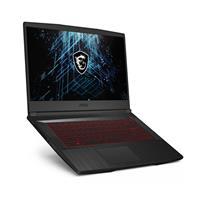 "MSI GF65 Thin Gaming Notebook| 15.6"" FHD 144Hz Intel Core i7-10750H | RTX3060, 16GB DDR4, 512GB NVMe SSD| Windows 10 Home, VR Ready, GF65 10UE-002CA"