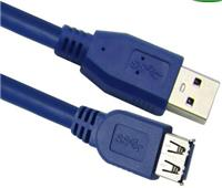 iCAN USB3.0 Type A Male to A Female Extension - 6 ft. (ZGH-U-02-6FT)