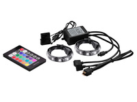 DEEPCOOL RGB 350 Multi-Color Magnetic LED Strip with Remote Controller