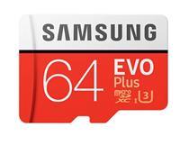 Samsung EVO plus 64GB microSD Card (MB-MC64HA/CA)