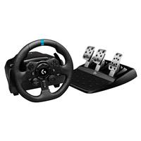 LOGITECH G923 Racing Wheel and Pedals for PS5, PS4 and PC (941-000147)
