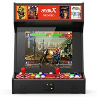 MVSX Classic NEOGEO Home Arcade, Pre-loaded with 50 Of The Hottest Games