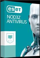 ESET NOD32 Antivirus Standard Edition - 1 Year 3 Devices (RTL-EAVH-N1-3-1RBX-EFL) - Fast & Light for everyday users