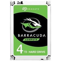 "Seagate BarraCuda 4TB 256MB Cache 3.5"" Internal Desktop HDD SATA 6Gb/s (ST4000DM004)"
