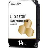 """14TB 3.5"""" SATA Server Hard Drive - HGST WD Ultrastar DC HC530 7.2K rpm WUH721414ALE6L4 (0F31284)"""
