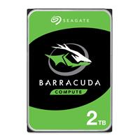 Seagate BarraCuda 2TB SATA 3.5'' 7200RPM Desktop Hard Drives (ST2000DM008)