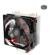 Cooler Master CPU cooler, Hyper 212 LED with PWM Fan (RR-212L-16PR-R1)