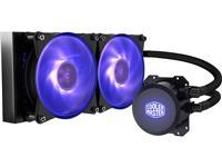 MasterLiquid Lite ML240L RGB All-in-one CPU Liquid Cooler with Dual Chamber Pump (MLW-D24M-A20PC-R1)