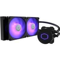 Cooler Master MasterLiquid Lite ML240L V2 RGB All-in-one CPU Liquid Cooler (MLW-D24M-A18PC-R2)