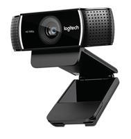 Logitech C922 Pro Stream 1080P Webcam for Game Streaming (960-001087)