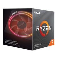 AMD Ryzen 7 3700X 8-Core/16-Thread 7nm Processor | Socket AM4 3.6GHz/ 4.4 GHz Boost, RGB Wraith Prism Cooler, 65W (100-100000071BOX)