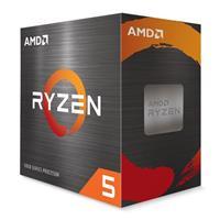 AMD Ryzen 5 5600X 6-Core/12-Thread 7nm ZEN 3 Processor | Socket AM4 3.7GHz base, 4.6GHz boost, 65W Wraith Stealth Cooler 100-100000065BOX