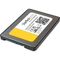 StarTech.com Dual M.2 NGFF SATA Adapter With RAID - 2 x SSD Supported (25S22M2NGFFR)