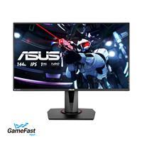 "ASUS VG279Q 27"" Full HD 1080p IPS 144Hz 1ms (MPRT) DP HDMI DVI Eye Care Gaming Monitor with FreeSync/Adaptive Sync (90LM04G0-B013B0)"