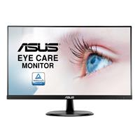 "ASUS VP249HE Eye Care Monitor – 23.8"", Full HD, IPS, Frameless, Flicker Free, Blue Light Filter, VESA wall-mount"