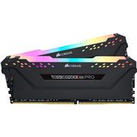 CORSAIR Vengeance RGB PRO 16GB (2x8GB) DDR4 3200MHz CL16 DIMM 1.35V (CMW16GX4M2C3200C16)