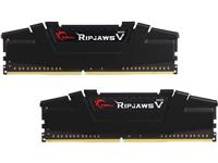 G.SKILL Ripjaws V Series 16GB (2x8GB) DDR4 3200MHz CL16 Dual Channel Kit (F4-3200C16D-16GVKB)