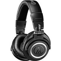 Image of Audio-Technica ATH-M50xBT Wireless Bluetooth Over-Ear Headphones
