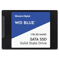 WD Blue™ 3D NAND SATAIII SSD, 1TB Read: 560MB/s; Write: 530MB/s (WDS100T2B0A)