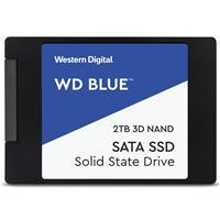 WD Blue™ 3D NAND SATA  SSD, 2TB Read: 560MB/s; Write: 530MB/s (WDS200T2B0A)