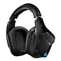 Logitech G935 WIRELESS 7.1 Surround Sound LIGHTSYNC Gaming Headset (981-000742)     50mm Pro-G drivers, DTS Headphone:X 2.0,  LIGHTSYNC RGB