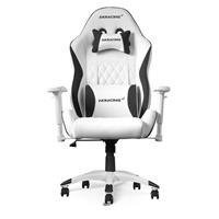 AKRACING California Series Gaming Chair Laguna White/Black