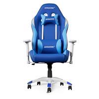 Image of AKRACING California Series Gaming Chair Tahoe Blue/Lt Blue