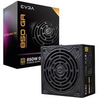 EVGA SuperNOVA 850 GA, 80 Plus Gold 850W, Fully Modular, Eco Mode, 10 Year Warranty, Includes Power ON Self Tester, Compact 150mm Size, Power Supply 220-GA-0850-X1