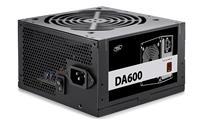 Deepcool DA600 80 Plus Bronze certified 600W Power Supply | 120mm PWM Silent Fan