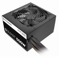 Thermaltake Smart White 500W 80 PLUS Certified Power Supply (PS-SPD-0500NPCWUS-W)