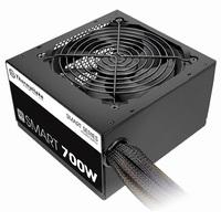 Thermaltake Smart White 700W 80 PLUS Certified Power Supply (PS-SPD-0700NPCWUS-W)