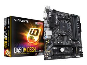 Gigab B450M DS3H Socket AM4