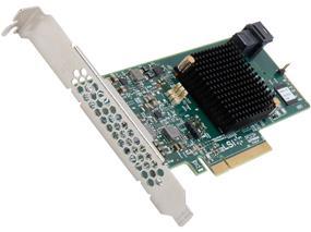 LSI Logic Controller Card 05-26105-00 MegaRAID 9341-4i Single 4Port SATA//SAS