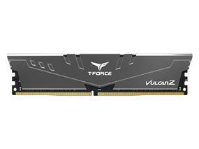 Team T-Force VulcanZ 32GB (2x16GB) DDR4 3200MHz CL16 Memory Kit -GRAY (TLZGD432G3200HC16CDC01)