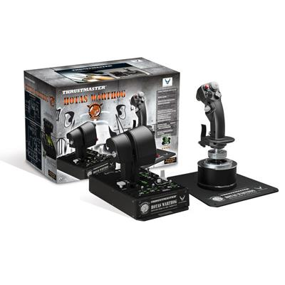 Thrustmaster HOTAS Warthog Flight Stick and Throttle Pack - PC