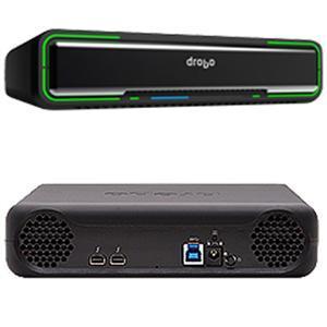 DROBO Mini 4-bay storage array, Thunderbolt/USB 3.0 (DR-MINI-1A21)