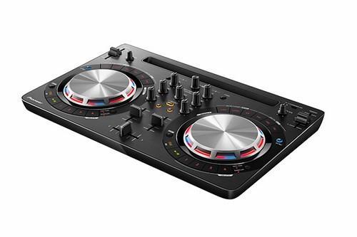 Pioneer DJ DDJ-WeGO3 - Digital DJ Controller (Black/Open Box