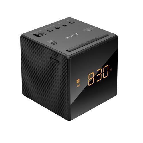 Sony ICF-C1B Alarm Clock with FM/AM Radio | Canada Computers