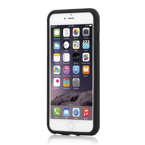 low priced a4e2d c2e93 Incipio DualPro Case for iPhone 6 Plus - Black/Black (IPH-1195-BLK ...