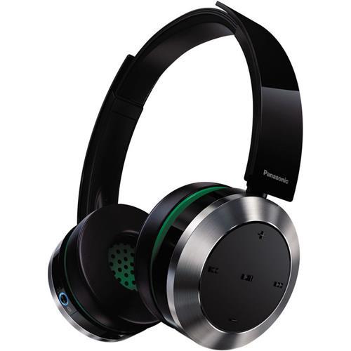 PANASONIC BTD10 Wireless On-Ear Monitor Headphones (Black)