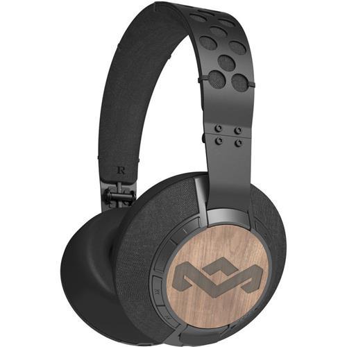 HOUSE OF MARLEY Liberate XLBT - Bluetooth Headphones (Midnight)