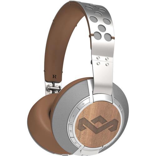 HOUSE OF MARLEY Liberate XLBT - Bluetooth Headphones (Saddle)