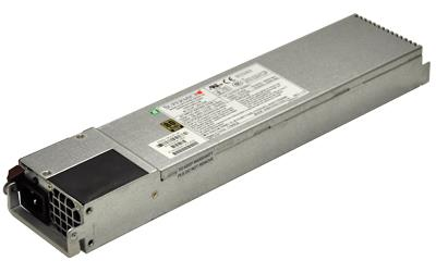 Supermicro 1200w 1U Redundant Power Supply Module for select