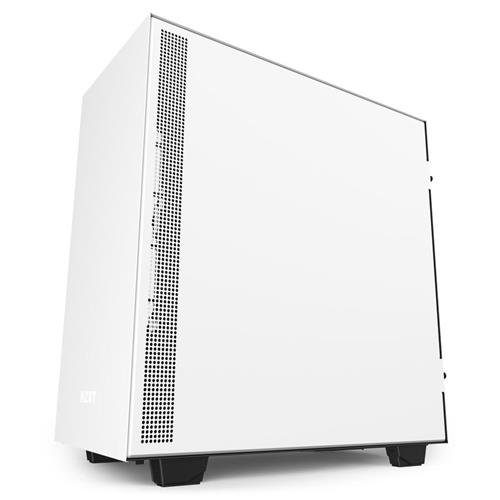 Nzxt H510 Compact Mid Tower Atx Case Matte White Black Canada Computers Electronics