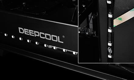 Deepcool Motherboard Controlled Addressable RGB LED Strip