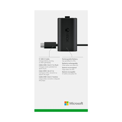 Microsoft Charge and Play kit for X box Series X