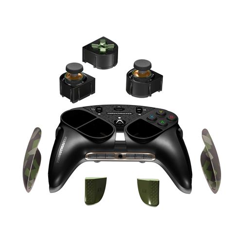 THRUSTMASTER ESWAPX - Green Colour Pack Xbox X