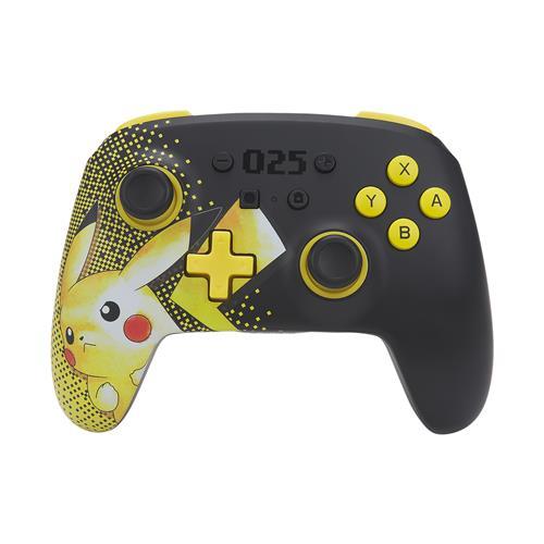 POWERA Enhanced Wireless Nintendo Switch Controller - Pikachu