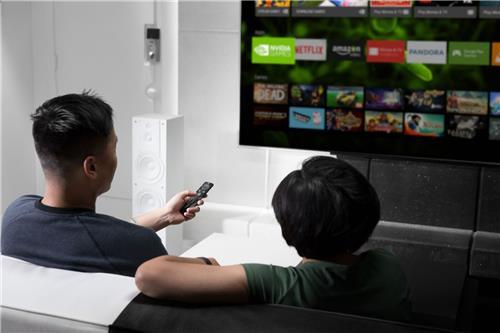 NVIDIA® SHIELD™ TV Gaming Edition - Streaming Media Player (945